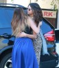 Exclusive... Selena Gomez Spends Four Hours At The Nine Zero One