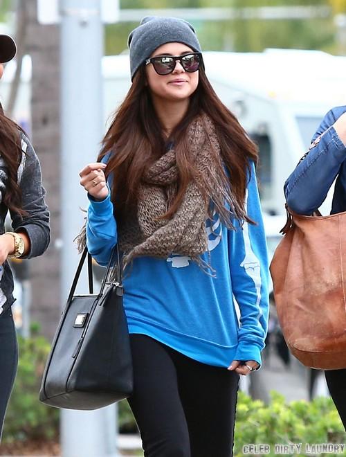 Selena Gomez Ambushed By Anti-Sweatshop Protester