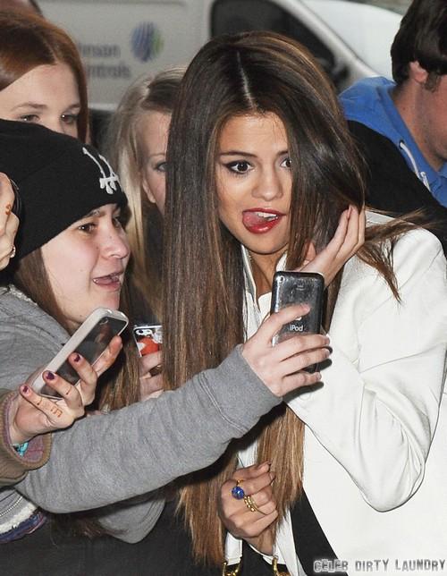 Selena Gomez Using Justin Bieber For Her Career?