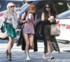 Selena Gomez Spends The Day With Her Girls