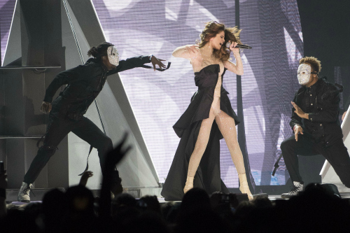 Selena Gomez Teases New Album - Riles Up Fans - Has Dance Off With 7 Year Old Viral Video Dance Star Audrey Nethery