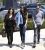 Selena Gomez Lunches At Casa Vega With Friends