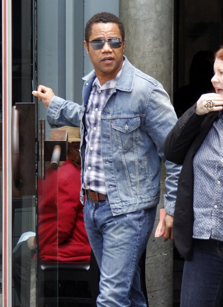Cuba Gooding Jr. Denies Sexual Harassment And Groping Charges (Video)