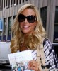 Kate Gosselin Stays Focused On Her New Book In NYC