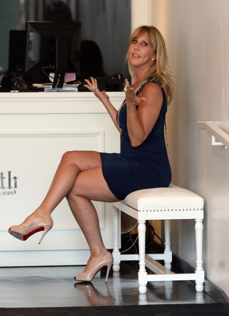 Wedding And A Pregnancy For Real Housewives Of Orange County's Vicki Gunvalson