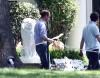 Prince William & Prince Harry Enjoy A Tour Of Graceland