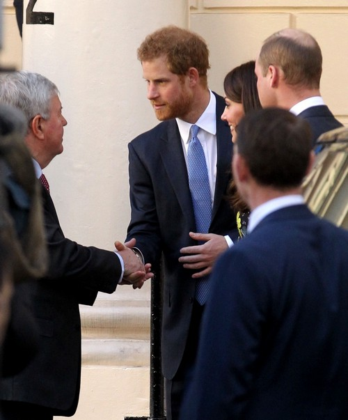 Prince Harry And Meghan Markle Prepare For Wedding With