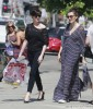 Exclusive... Anne Hathaway Shopping In West Hollywood