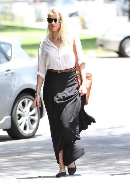 Vanessa Paradis Called Amber Heard A Man Stealing Whore