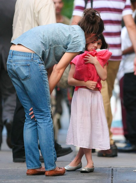 Katie Holmes and Tom Cruise's Second Custody Battle