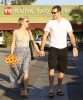 Semi-Exclusive... Julianne Hough Shops At Whole Foods With Her New Man