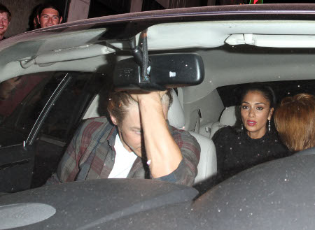 New Couple Alert: Derek Hough and Nicole Scherzinger Dating (Photos)
