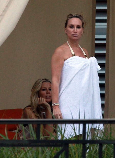 RHONYC's Sonja Morgan Swears Off Sex After Sleeping With Aviva Drescher's Ex-Husband