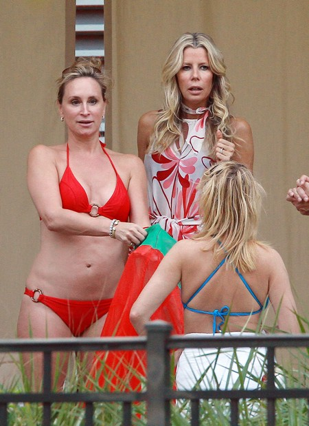 Aviva Drescher Wants to Set Real Housewives' Costar Up With Her Sex Addict Father!