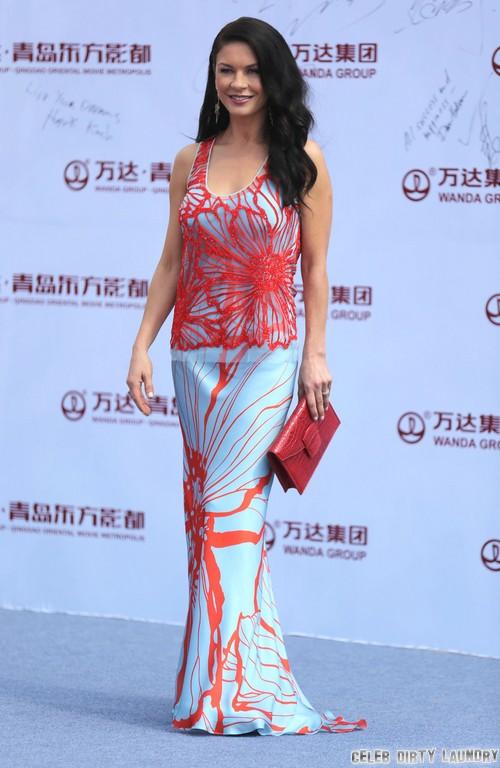 The 2013 Qingdao Oriental Movie Metropolis Of Wanda Group Opening Ceremony