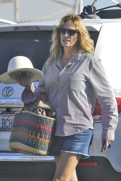 Julia Roberts Separated From Husband Danny Moder For Six