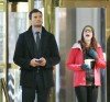 Celebrities On The Set Of 'Fifty Shades Darker'