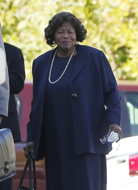 Breaking News: Michael Jackson's Mom, Katherine Jackson, Missing 0722