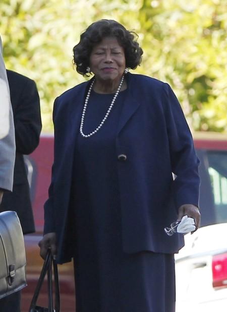 Breaking News: Michael Jackson's Mom, Katherine Jackson, Missing 0722