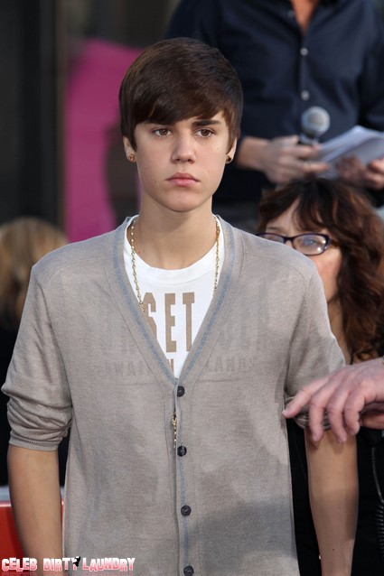Justin Bieber Freaks Over Selena Gomez Wanting A Male Massage