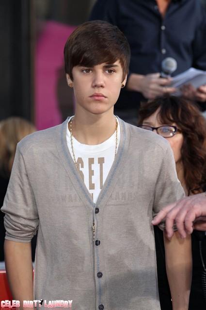 Justin Bieber Freaks Over Selena Gomez Wanting A Male Massage