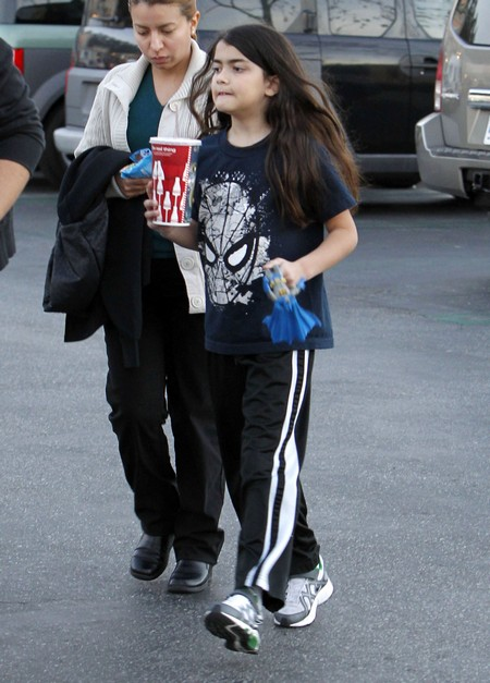 Michael Jackson's Bodyguard Claims He Is Blanket's Real Father