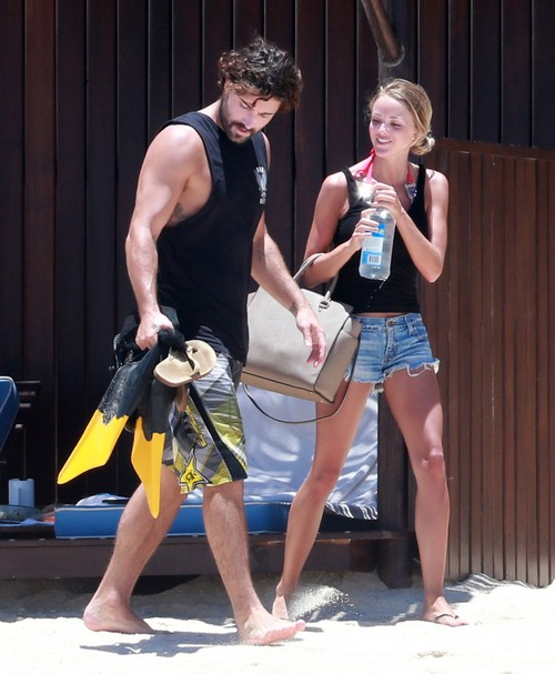 Exclusive Brody Jenner Amp Kaitlyn Carter Vacation In