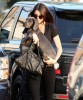 Kendall & Kylie Jenner Shopping At Fred Segal