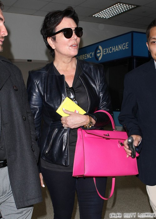 Kris Jenner Banned From Met Gala - Anna Wintour Had All She Could Take With Kim Kardashian