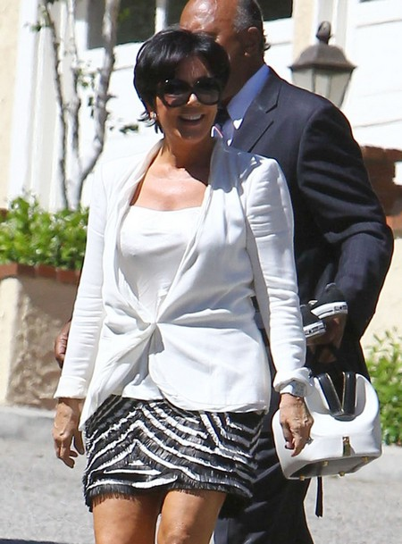 Kris Jenner Fails Lie Detector Test And Is Called A Whore