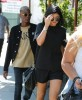 Kylie Jenner Lunches In West Hollywood