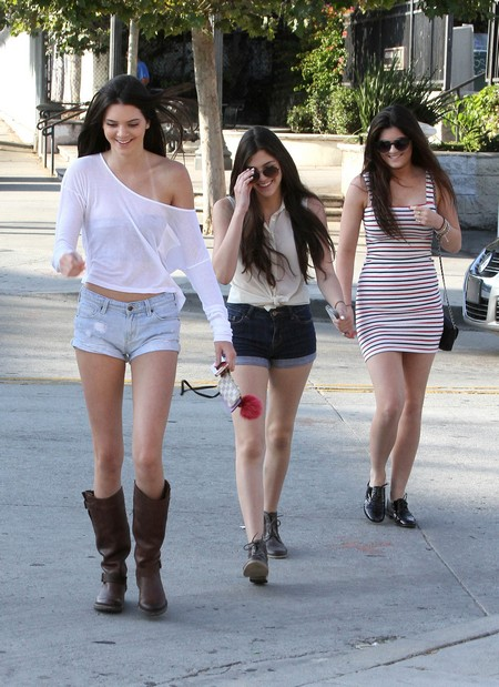 Kris Jenner Is Pimping Out Kendall Jenner And Kylie Jenner