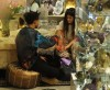Kylie Jenner & Jaden Smith Shop For Crystals
