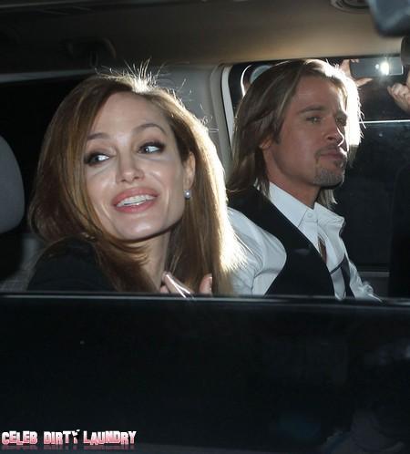 Angelina Jolie To Kick Brad Pitt's Ass In Battle
