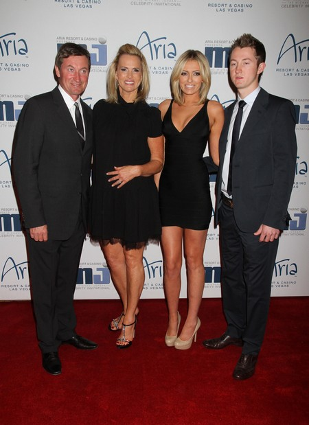 Wayne Gretzky's Daughter Caught Running Wild In Lingerie (Video)
