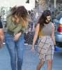 Kourtney & Khloe Kardashian Get Confetti Bombed!