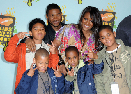 Tameka Foster says Usher Didn't Care at all about his Dying Stepson Kile