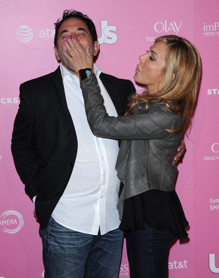 Real Housewives of Beverly Hills Star Adrienne Maloof's Husband Moves Out
