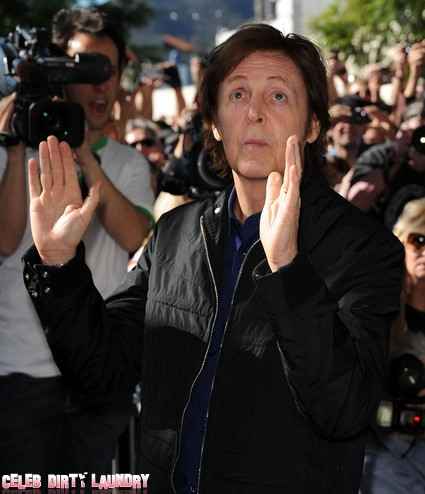 Paul McCartney Gives Up Weed And Talks About Being Jailed For Marijuana
