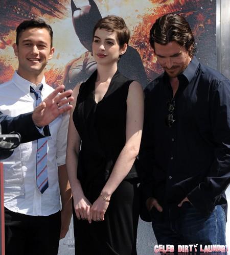 Joseph Gordon-Levitt Thinks Anne Hathaway Is A Snob