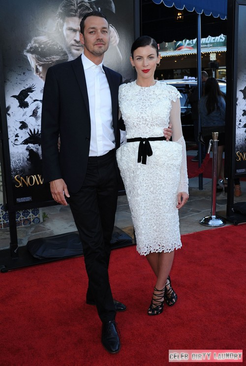 It's Official: Liberty Ross Files For Divorce From  Rupert Sanders