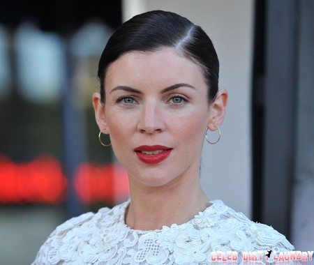 Liberty Ross Wedding Ring Off - Divorce Next? (Photo)