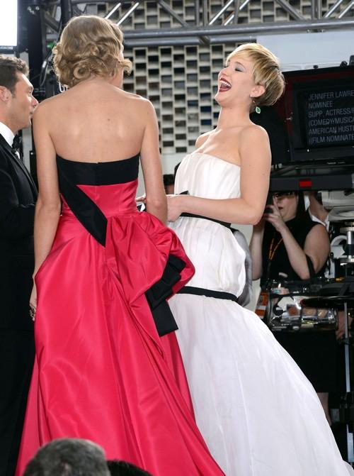 The 71st Annual Golden Globe Awards - Arrivals