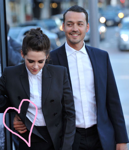 Rupert Sanders and Kristen Stewart's Affair Was More Than Just a Fling -- They're in Love (Photo)
