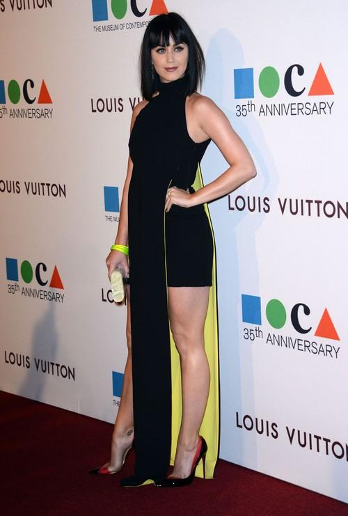 MOCA's 35th Anniversary Gala Presented By Louis Vuitton
