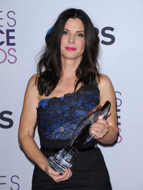 The 2013 People Choice Awards - Press Room