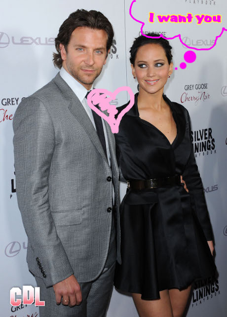 Jennifer Lawrence and Bradley Cooper Dating? Overwhelming Amount of Award Show Flirtation!