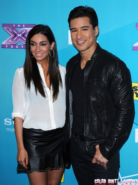 The 2012 X Factor Finalists Party