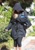 Khloe Kardashian Going To The Gym