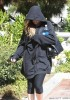 Khloe Kardashian Going To The Gym
